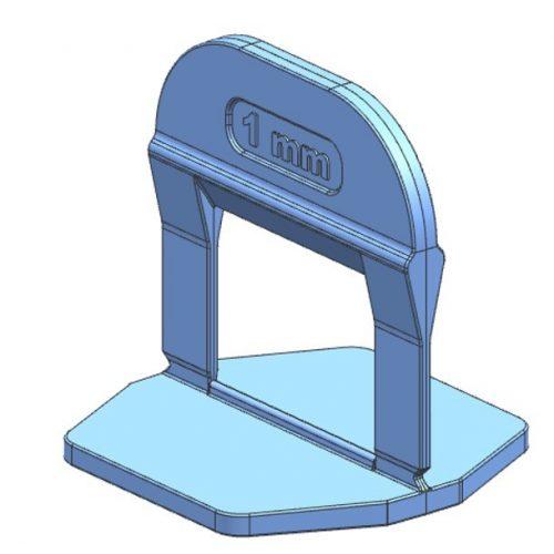 TLS-PRO NEW - 100 db lapszintező talp 1 mm