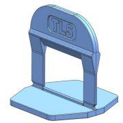 TLS-PRO - 100 db lapszintező talp 1 mm
