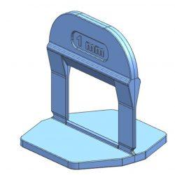 TLS-PRO NEW - 500 db lapszintező talp 1 mm