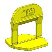 TLS-PRO NEW - 1000 db lapszintező talp 1.5 mm