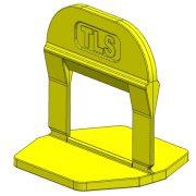TLS-PRO NEW - 100 db lapszintező talp 1.5 mm