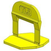 TLS-PRO NEW - 2000 db lapszintező talp 1.5 mm
