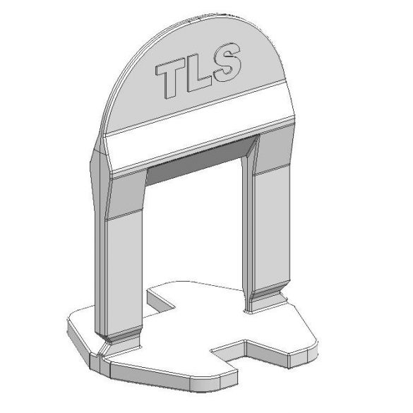 TLS BASIC NEW - 250 db 2 mm lapszintező talp