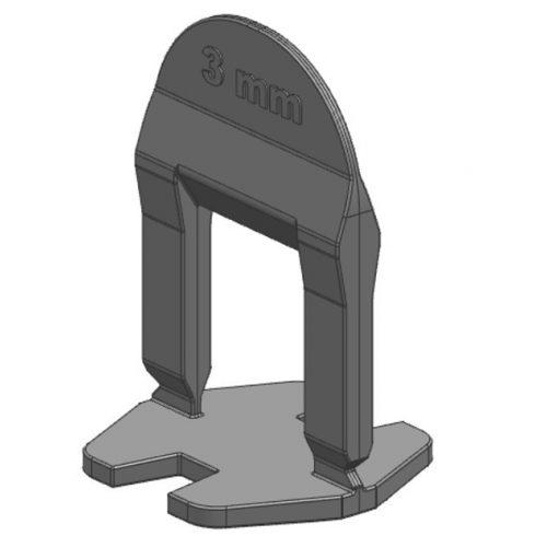 TLS BASIC NEW - 250 db 3 mm lapszintező talp