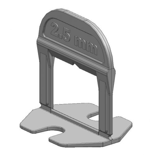 TLS-SMART ECO NEW - 500 db lapszintező talp 2.5 mm