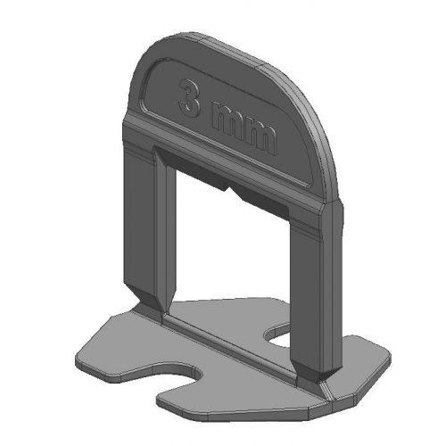 TLS-SMART NEW - 250 db lapszintező talp 3 mm