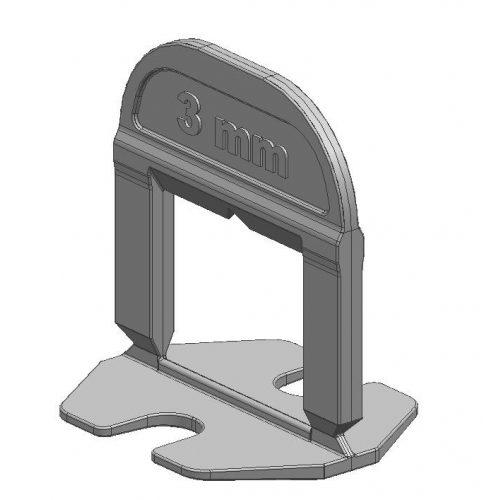 TLS-SMART ECO NEW - 250 db lapszintező talp 3 mm