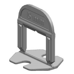 TLS-SMART ECO - 2000 db lapszintező talp 5 mm