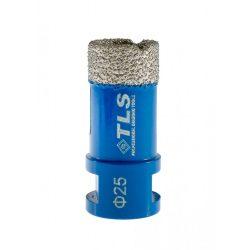 TLS COBRA-PRO 25 mm gyémánt lyukfúró kék