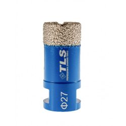 TLS COBRA-PRO 27 mm gyémánt lyukfúró kék