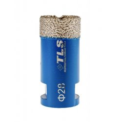TLS COBRA-PRO 28 mm gyémánt lyukfúró kék