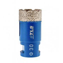 TLS COBRA-PRO gyémánt lyukfúró 30 mm kék