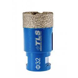 TLS COBRA-PRO 32 mm gyémánt lyukfúró kék