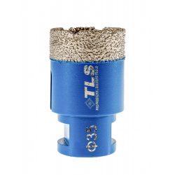 TLS COBRA-PRO 35 mm gyémánt lyukfúró kék