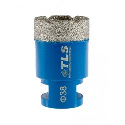 TLS COBRA-PRO gyémánt lyukfúró 38 mm kék