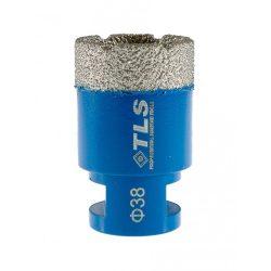 TLS COBRA-PRO 38 mm gyémánt lyukfúró kék