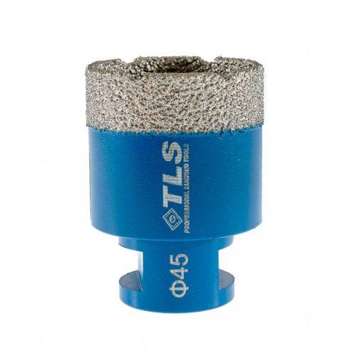 TLS COBRA-PRO 45 mm gyémánt lyukfúró kék