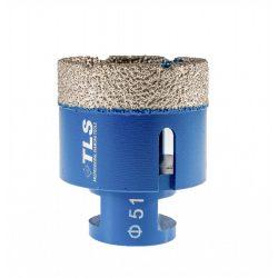 TLS COBRA-PRO gyémánt lyukfúró 51 mm kék
