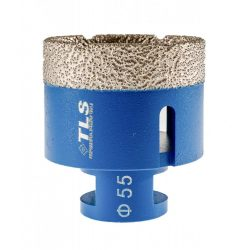 TLS COBRA-PRO 55 mm gyémánt lyukfúró kék