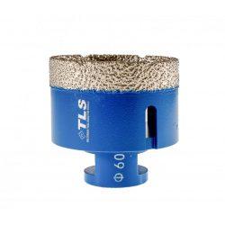 TLS COBRA-PRO 60 mm gyémánt lyukfúró kék