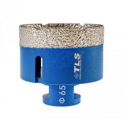TLS COBRA-PRO gyémánt lyukfúró 65 mm kék