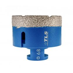 TLS COBRA-PRO gyémánt lyukfúró 68 mm kék