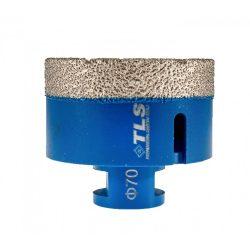 TLS COBRA-PRO 70 mm gyémánt lyukfúró kék