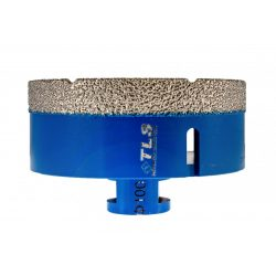 TLS COBRA-PRO 100 mm gyémánt lyukfúró kék