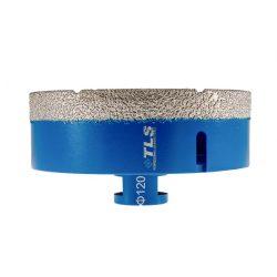 TLS COBRA-PRO 120 mm gyémánt lyukfúró kék
