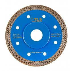 TLS X-PRO TURBO ultravékony gyémánt vágókorong d105x22,23x1,4x10 mm