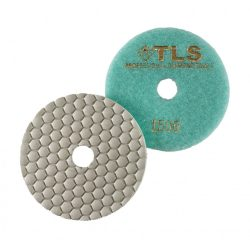 TLS ANGRY BEE-P1500-d100 mm-gyémánt csiszolókorong-polírozó korong-száraz