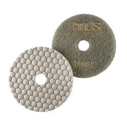 TLS ANGRY BEE-P3000-d100 mm-gyémánt csiszolókorong-polírozó korong-száraz