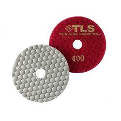 TLS ANGRY BEE-P400-d100 mm-gyémánt csiszolókorong-polírozó korong-száraz