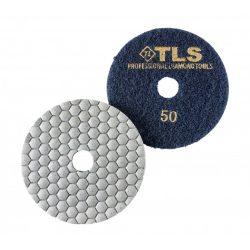 TLS ANGRY BEE-P50-d100 mm-gyémánt csiszolókorong-polírozó korong-száraz