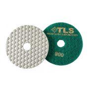 TLS ANGRY BEE-P800-d100 mm-gyémánt csiszolókorong-polírozó korong-száraz