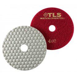 TLS ANGRY BEE-P400-d125 mm-gyémánt csiszolókorong-polírozó korong-száraz