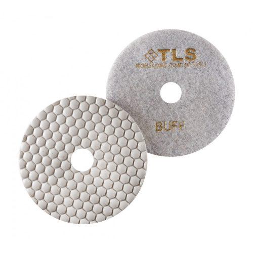 TLS ANGRY BEE-BUFF-d125 mm-gyémánt csiszolókorong-polírozó korong-száraz