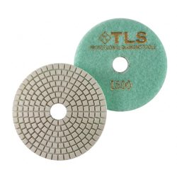 TLS SPIDER10-P1500-d100 mm-gyémánt csiszolókorong-polírozó korong-vizes