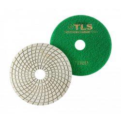 TLS SPIDER10-P1000-d125 mm-gyémánt csiszolókorong-polírozó korong-vizes