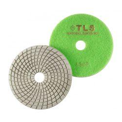 TLS SPIDER10-P1500-d125 mm-gyémánt csiszolókorong-polírozó korong-vizes