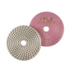 TLS SPIDER10-P3000-d125 mm-gyémánt csiszolókorong-polírozó korong-vizes