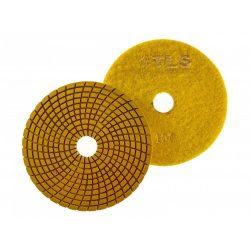 TLS SPIDER PRO10-P100-d125 mm-gyémánt csiszolókorong-polírozó korong-vizes