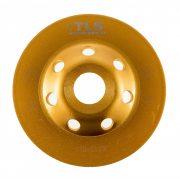 TLS TURBO ROW gyémánt betoncsiszoló-csiszolótárcsa turbo felület d115x22,23 mm