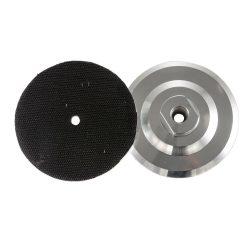 TLS ALU alumínium tányér tépőzáras d100 mm gyémánt polírozó korongokhoz
