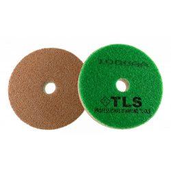 TLS SPONGE 1000AA-d100 mm-gyémánt csiszolókorong-polírozó korong-kemény szivacs