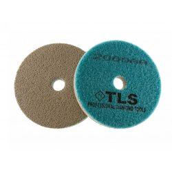 TLS SPONGE 2000AA-d100 mm-gyémánt polírozó szivacs korong