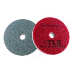 TLS SPONGE 500AA-d100 mm-gyémánt csiszolókorong-polírozó korong-kemény szivacs