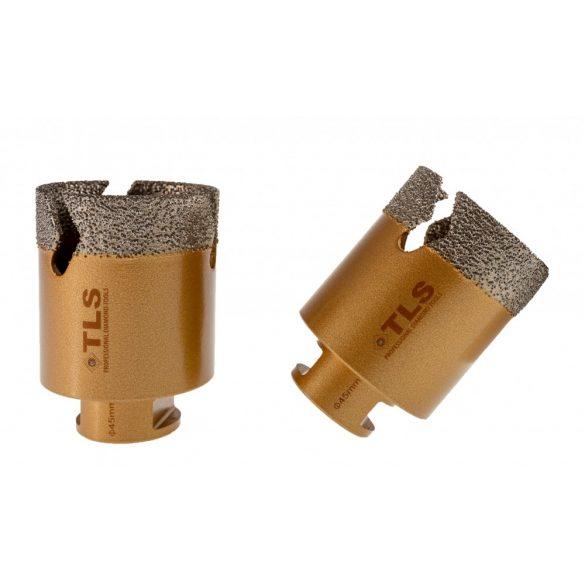 TLS VIPER-PRO 45 mm gyémánt lyukfúró arany