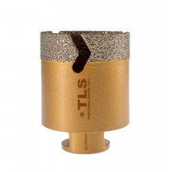 TLS VIPER-PRO gyémánt lyukfúró 50 mm arany