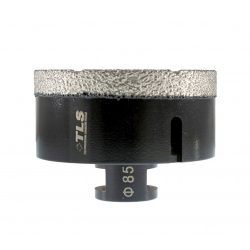 TLS COBRA 85 mm gyémánt lyukfúró fekete